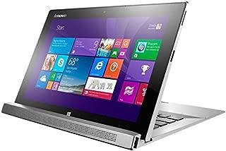 Lenovo Miix 2 11.6 英寸可拆卸二合一触摸屏笔记本电脑 (59414153) 银色