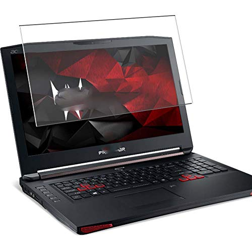 Vaxson 3 Stück Schutzfolie, kompatibel mit Acer Acer Predator 17 X Gx-791 / Gx-792 17.3