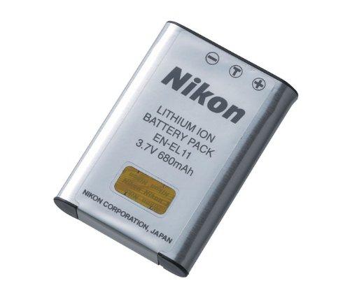 Nikon EN-EL11 Lith-Ion Akku für Coolpix S550/S560