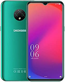 """TOMMY-Phone Screen Protectors - Smartphone 9H Tempered Glass for Doogee X95 6.52"""" GLASS Protective Film for Doogee X95 Scr..."""