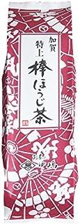 中嶋茶舗 芳ばしい味と香りのお茶 特上加賀棒ほうじ茶 200gx1