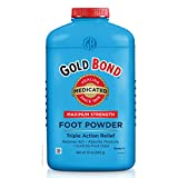 Gold Bond Maximum Strength Foot Powder, 10 Ounce, Multi