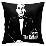 Kissenbezüge Throw Pillow Covers The Father Al Bundy Married With Kids Godfather Bedroom Pillowcase Zipper 45X45Cm Anime Throw Pillow Covers Home Couch Cushions Couch Cozy Decorative Durable Li