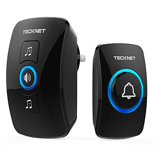 TeckNet Waterproof Wireless
