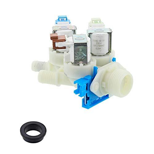 Electrolux AEG Rex elettrovalvola lavatrice EWF L70 L72 L74 L75 RWF WAG WAS