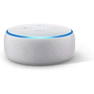 Customer reviews All-new Echo Dot (3rd Gen) - Smart speaker with Alexa - Sandstone Fabric