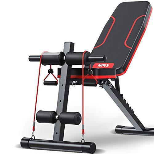 Verstelbare Gewicht Tafel JCOCO Dumbbell bank, multifunctionele huishoudelijke sit-up board, sport fitness apparatuur