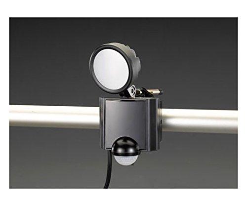エスコ(ESCO) AC100V/ 8W LEDセンサーライト 62-9161-22