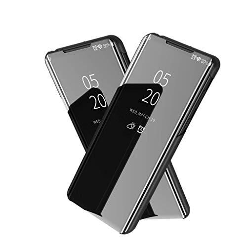 Für Samsung Galaxy Note 10+ 5G Smartphone HüLle SchutzhüLle Smart Sleep Wake Up Flip Handy KlapphüLle Hochwertige HandyhüLlen Telefon HüLle Etui FüR Handy