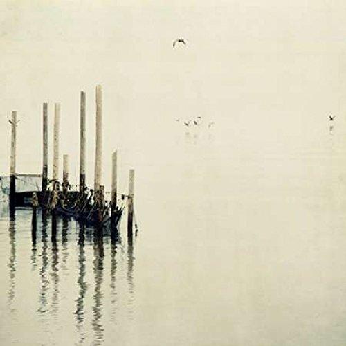 Posterazzi Irene Suchocki, Posterdruck, Motiv: Stillwasser (30,5 x 30,5 cm)