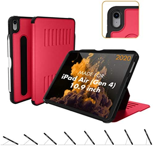 ZUGU CASE New Model The Alpha Case for 10 9 Inch iPad Air Gen 4 2020 ONLY Protective Ultra Thin product image