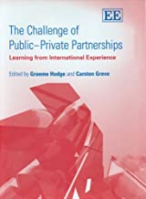 The Challenge of Public-Private Partnerships: Learning from International Experience