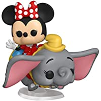 Funko Pop! Ride: Disney 65th - Flyng Dumbo Ride with Minnie