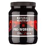Pre entreno con arginina y creatina para un mejor rendimiento deportivo – Pre-entreno con vitaminas B3 y B6 para el crecimiento muscular –...