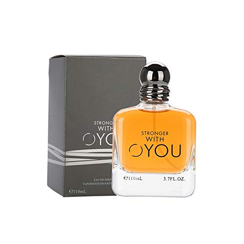 Adecuado para el perfume de la nota de madera, la tentación sexy del perfume de amatista madura, el perfume sexy de Colonia, las mujeres granjas para hombres 110 ml.