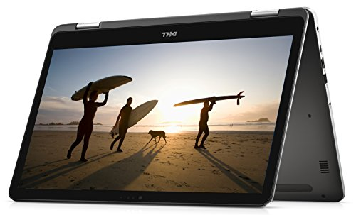 Dell Inspiron 5000 13.3 Inch FHD 2-in-1 Convertible TouchScreen Laptop - (Silver) (Intel i5-7200U, 8 GB RAM, 256 GB SSD, Windows 10)