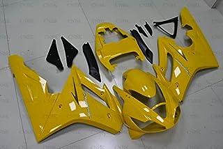 Fairings for 675 2006-2008 Fairing Kits Daytona 06 07 Yellow Plastic Fairings Daytona 2006
