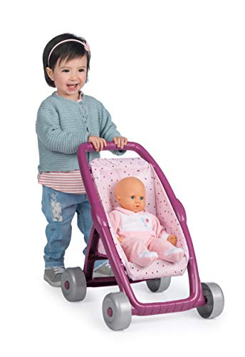 Smoby- Baby Nurse Primo Kinderwagen 7600250203