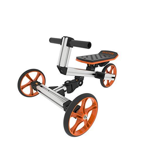 DOCYKE Constructible Rides for Boys and Girls – Aluminum...