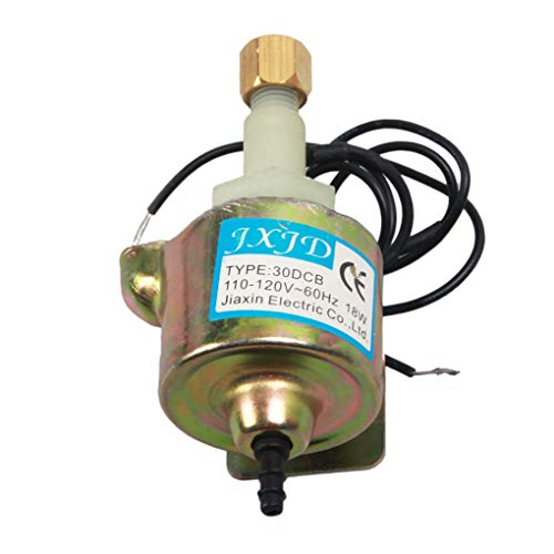 Sharelife AC 110-120V 30 40 DCB 18W 31W Fog Machines Oil Pump for 400 500 900 1500W Fog Smoke Machine Part (30DCB 18W)
