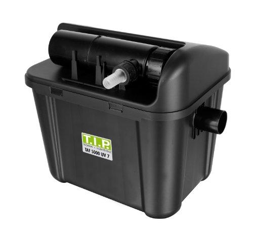 T.I.P. Teichaußenfilter TAF 5000 UV 7, UV-C 7 Watt, für Teiche bis zu 5.000 Liter - 3