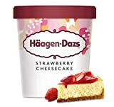 Häagen-Dazs - Strawberry Cheesecake Tarrina - 460 ml
