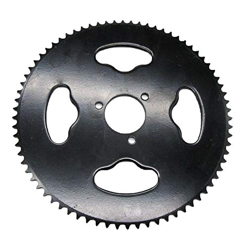 deYukiko Durable T8F-74 74 Tooth Motorcycle Toothed Sprocket For Small Four Wheeler