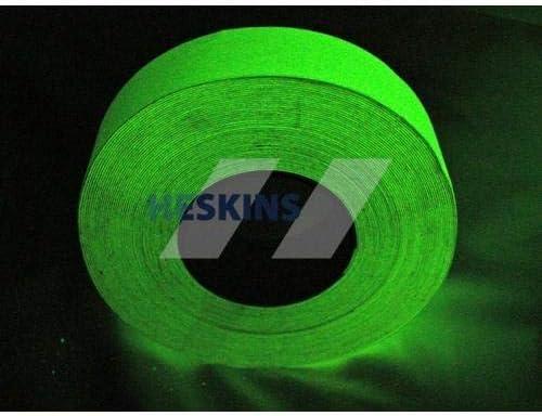 Be super welcome Heskins GIDZ-42 Hazard Glow the Dark 60' Safety-Grip Fashionable 42