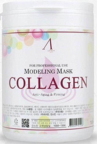 AnSkin Modeling Mask powder,pack,collagen,Brightening,anti-aging,skin care.350g