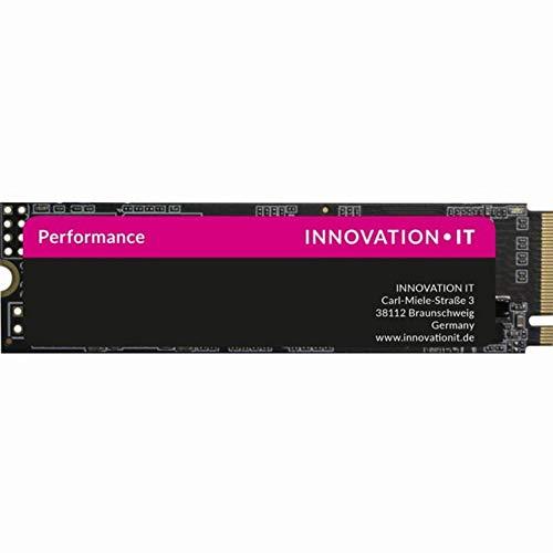 SSD M.2 256GB InnovationIT Performance NVMe PCIe Bulk