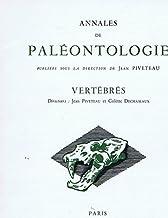 annales de paleontologie/tome 60-fascicule 1:vertebres