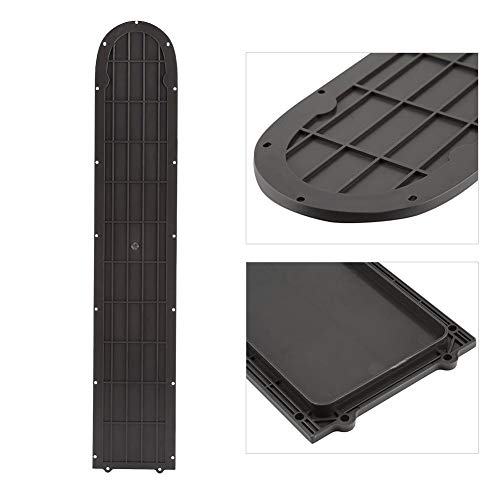Scooter Battery Compartment Bottom Waterproof Ring Bottom Plate Scooter Panel for M365 Plate Panel Electric Scooter Accessory Replacement Part