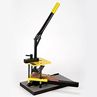 Logan F300-2 Pro Joiner for Joining Frames, Wood Corners, Stretcher Bars and More With Nails Included