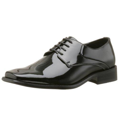 Zengara Men's Z30028 Oxford Tuxedo Shoes,Black,11.5 M