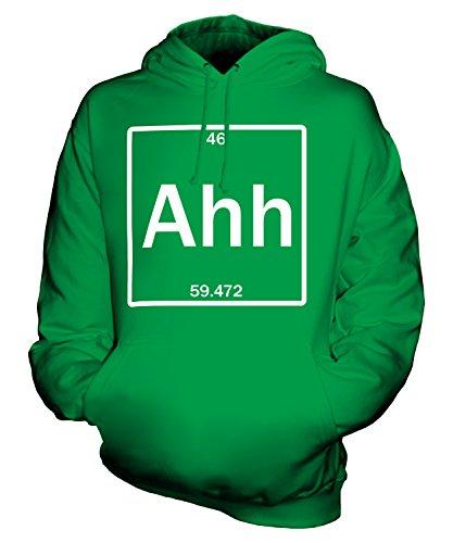 Candymix Das Element Der Überraschung Herren T Shirt, Größe X-Large, Farbe Grün