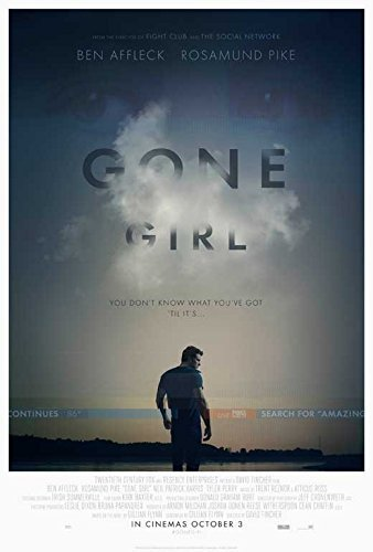 Movie Posters Gone Girl - 27 x 40