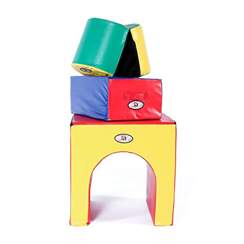 Great Deal! Foamnasium Tunnel of Fun Playset (Renewed)