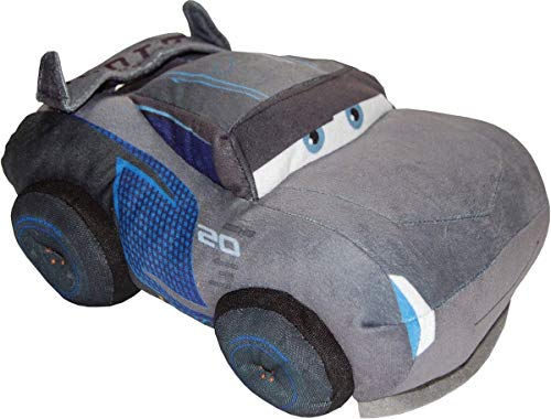 Cars - Plüsch graues Auto Jackson Storm 26cm Qualität super soft