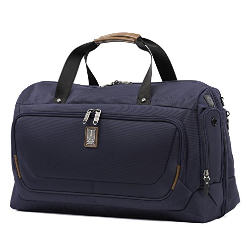Travelpro Crew 11 - Smart Carry-On Suiter Duffel Bag with USB Port, Patriot Blue, 22-Inch
