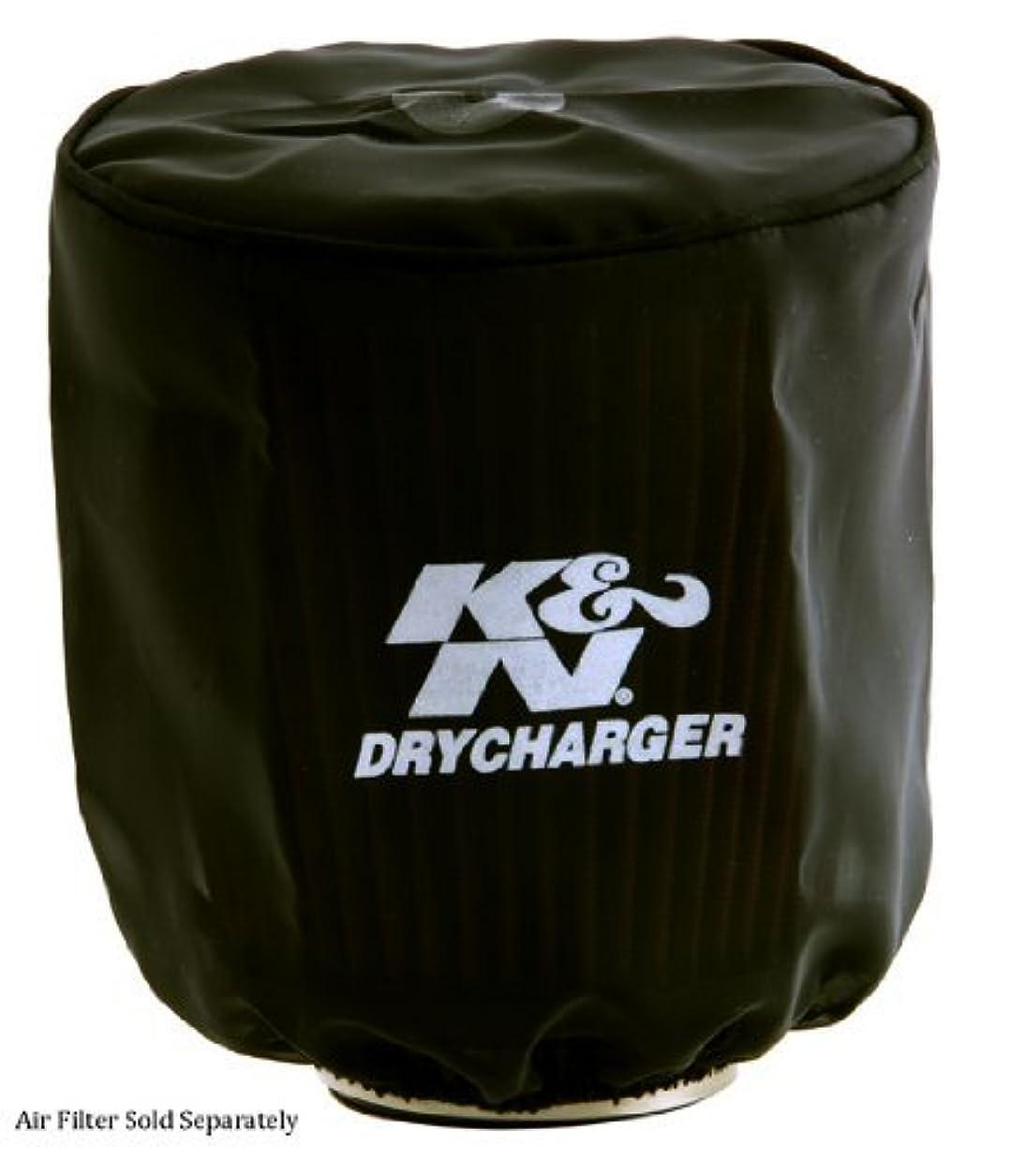 ビバ検索化学者K&N RX-3810DK Black Drycharger Air Filter Wrap [並行輸入品]
