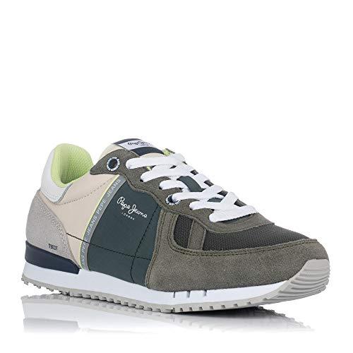 Pepe Jeans heren Sneaker Low Tinker Zero