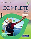 Complete First. Third edition. Student's Book with answers: Third edition. Student's Book with answers with Test and Train Class-based, Online Practice and enhanced eBook