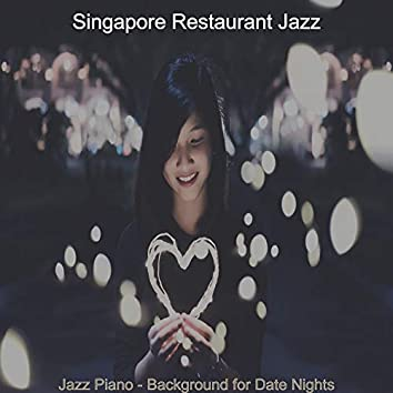 Jazz Piano - Background for Date Nights