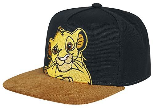 The Lion King Cap Lion King Snap Back Black