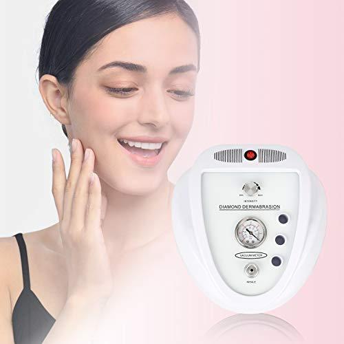 Riossad Microdermabrasion 45W Gesichtspflege Gerät,Profi Diamond Dermabrasion Maschine,Gesichtspeeling,Mikrodermabrasion