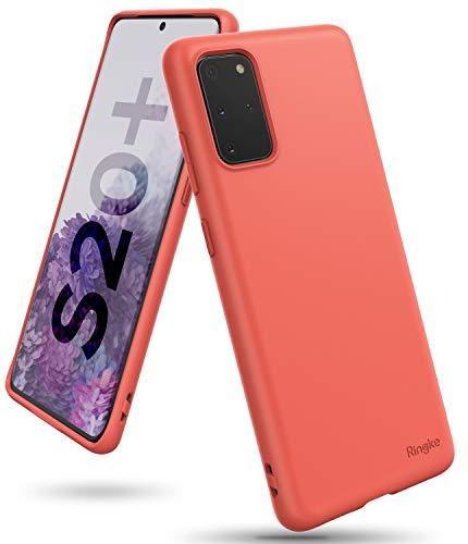 Ringke Air-S Diseñado para Funda Samsung Galaxy S20 Plus, Delgada Ligera Carcasa Galaxy S20+ Protección Resistente Impactos TPU Funda para Galaxy S20 Plus (2020) - Coral