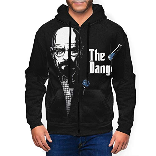 Breaking Bad - Sudadera con capucha para...