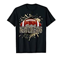 New Orleans Football Shirt | Retro Vintage Louisiana Saint T-Shirt