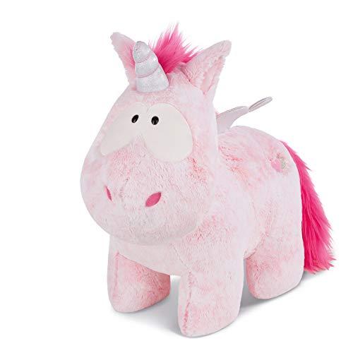 NICI Kuscheltier Einhorn Pink Harmony 45 cm – Einhorn Plüschtier für Jungen, Mädchen & Babys – Flauschiges Stofftier zum Kuscheln & Spielen – Flauschiges Schmusetier für jedes Alter geeignet – 44366