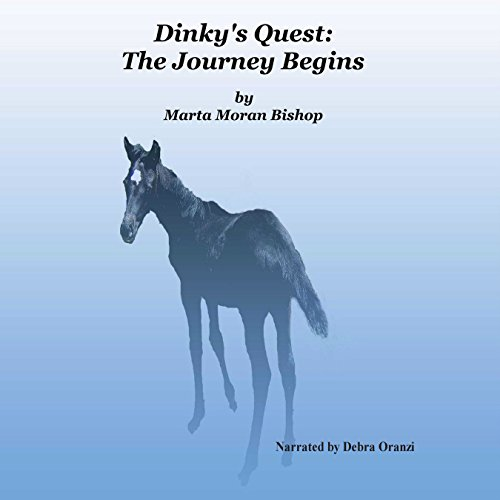 Dinky's Quest: The Journey Begins audiobook cover art